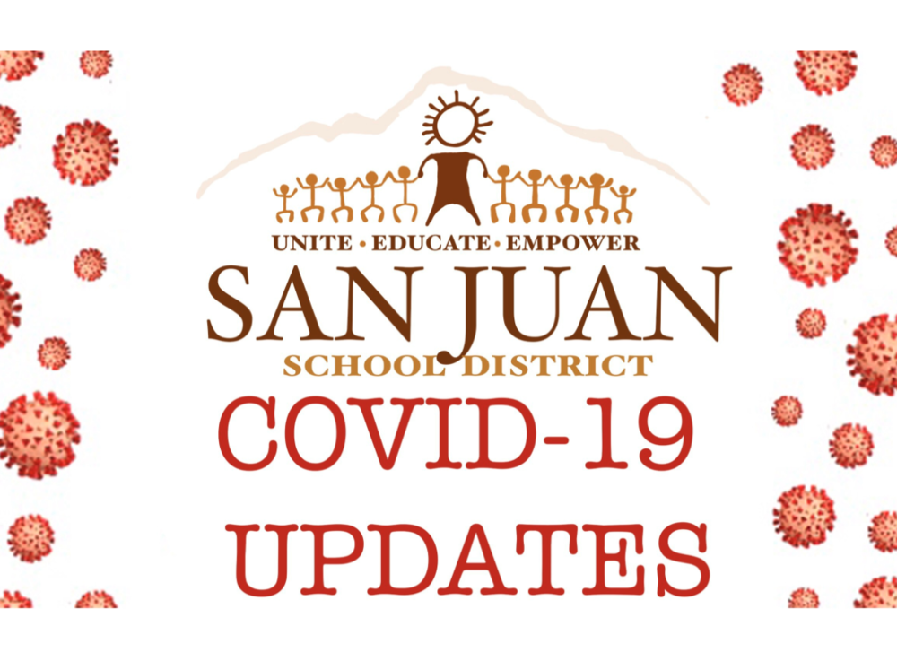San Juan School District Re-entry Information